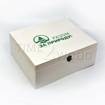 Белая коробка МОРШИНСЬКА
