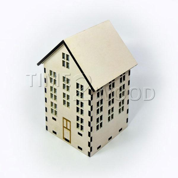 Plywood_House_Lantern_Fanerniu_Svetil'nik_Domik_time2wood