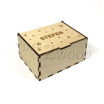 Коробка STEFES